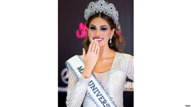 يذكر أن غابرييلا، البالغة من العمر 25 عاما، عارضة أزياء فنزويلية، ومقدمة برامج تلفزيونية سابقة وحائزة على شهادة جامعية في الإدارة.