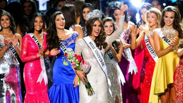 وتوجت ملكة جمال فنزويلا غابرييلا ايسلر، بلقب ملكة جمال الكون 2013.