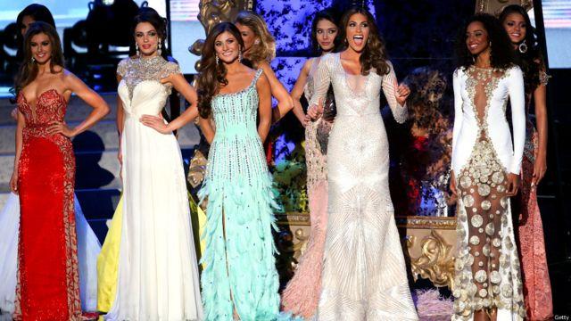 وكان من بين المرشحات اللواتي وصلن إلى المراحل النهائية من المسابقة أيضا ملكات جمال كوستاريكا وأوكرانيا والصين وبريطانيا وأندونيسيا وفنزويلا وجمهورية الدومينيكان وبورتوريكو والولايات المتحدة ونيكاراجوا وسويسرا والهند والبرازيل والفلبين.