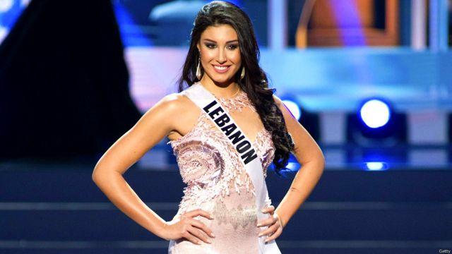 وشاركت من بينهن ملكة جمال لبنان كارن غراوي، ولكنها لم تحظ بالفوز بأي مركز.