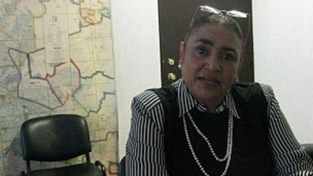 Aunque Juana Camila Bautista lleva varios años trabajando en temas de trata, la fiscalía que encabeza sólo fue creada en mayo de este año.