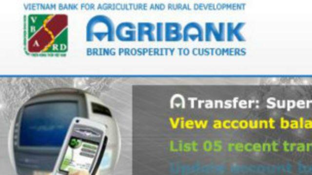 Agribank là ngân hàng thương mại lớn nhất Việt Nam