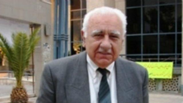 جمشید گیوناشویلی سفیر سابق گرجستان در تهران