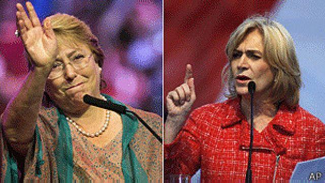 Bachelet, Matthei