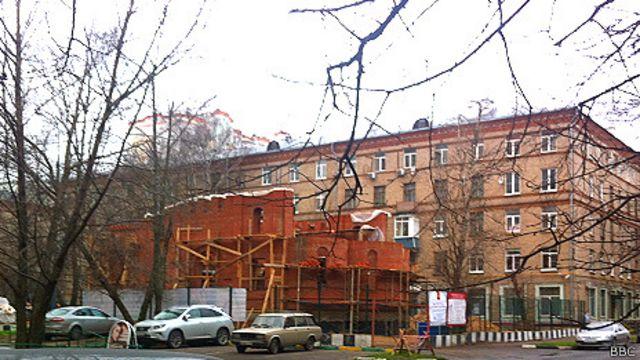 Церковь на Войковской