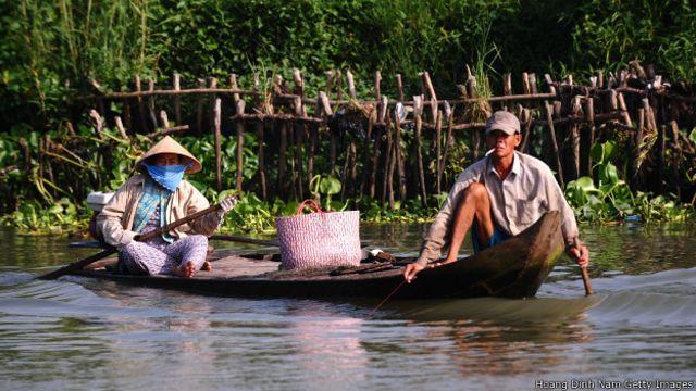 17 triệu người tại Việt Nam sống tại khu vực Đồng bằng Sông Cửu Long.