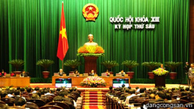 Quốc hội Việt Nam khóa 8, kỳ họp thứ 6