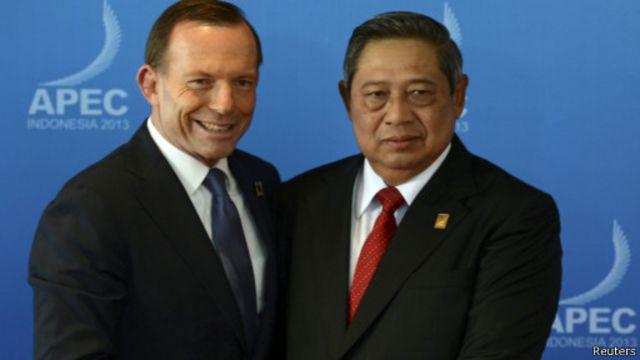 Yudhoyono-Abbott