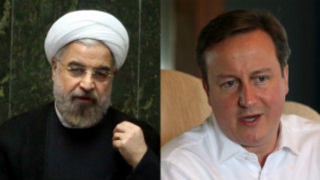 این نخستین دیدار میان عالی رتبه ترین مقام های اجرایی دو کشور پس از انقلاب بهمن ۵۷ است