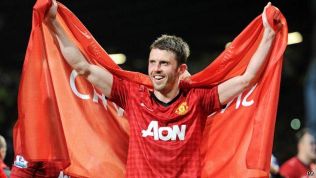 Michael Carrick menjadi kapten kedua Manchester United jika Wayne Rooney tidak bermain.