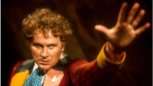 """کالین بیکر در نقش دکتر ششم در """"انتقام در واروس"""""""