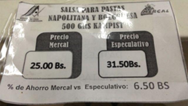 Supermercado en Venezuela
