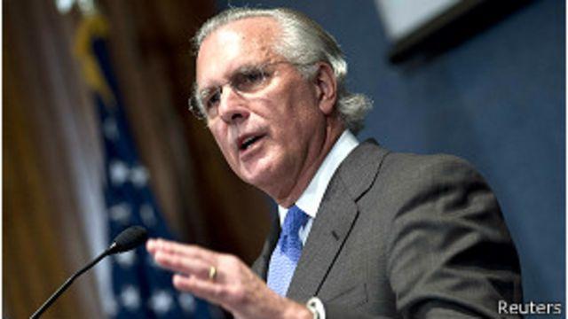 Richard Fisher, presidente de la Reserva Federal