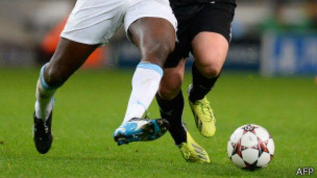 Sepakbola, AFP