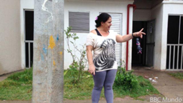 Residente de Bairro Carioca