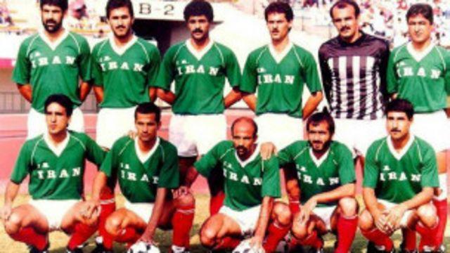 تیم ملی در ۱۹۸۶ سئول که به استعفای بازیکنان انجامید