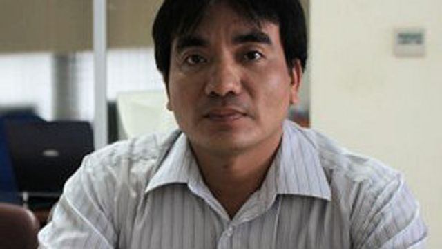 Thạc sỹ Hoàng Việt nói khởi kiện Trung Quố̃c là một 'công việc khó khăn'