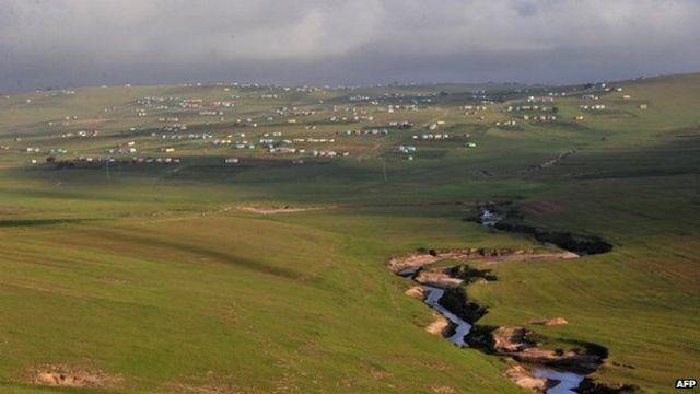 Umbashe river