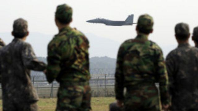 中國外交部稱,韓國擴大防空識別區的舉動令中國感到遺憾。
