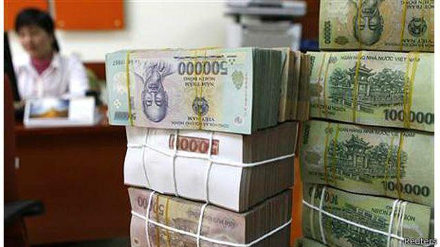 Tỷ lệ nợ xấu tại Việt Nam bị cho là cao hơn nhiều so với con số được công bố