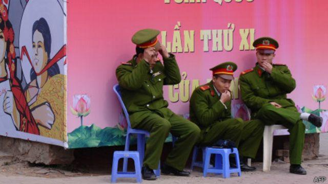 Mỗi năm công an Việt Nam có thêm chừng 6000 đảng viên