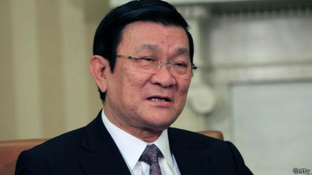 Chủ tịch Trương Tấn Sang: 'khâu quản lý nhà nước có vấn đề'