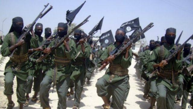 Wapiganaji wa Al Shabaab
