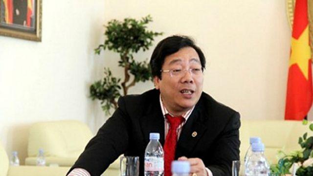 Thứ trưởng Sơn là Chủ nhiệm Ủy ban Nhà nước về người Việt Nam ở nước ngoài.