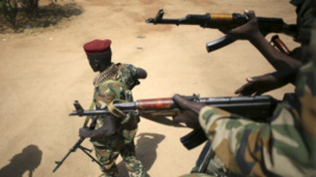 埃塞俄比亞說,南蘇丹政府和叛軍的談判元旦會在埃塞俄比亞舉行。