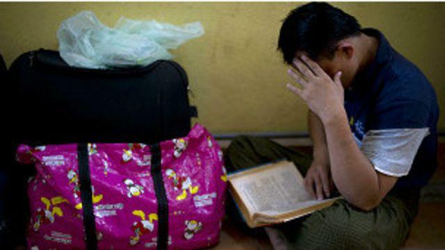 မလေးရှားရောက် မြန်မာရွေ့ပြောင်းလုပ်သား