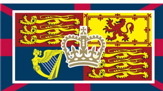 Propuesta de bandera británica