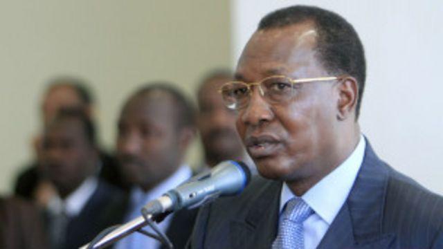 Idriss Deby déclare  que la frontière de son pays avec la Centrafrique sera fermée jusqu'à ce que la crise centrafricaine soit  résolue