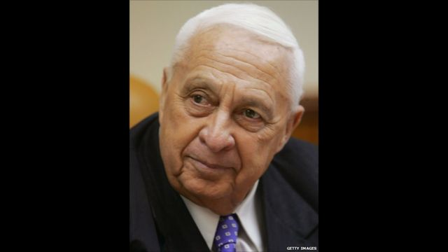 Ariel Sharon, 2005