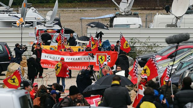 Seguidores de Michael Schumacher
