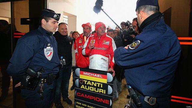 Seguidores de Schumacher
