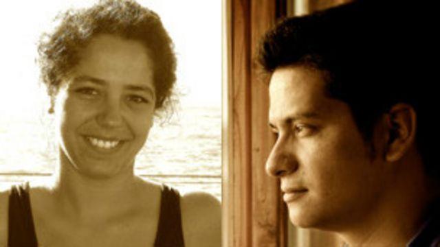 Catalina Vergara y Cristian Soto