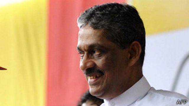Sarath Fonseka