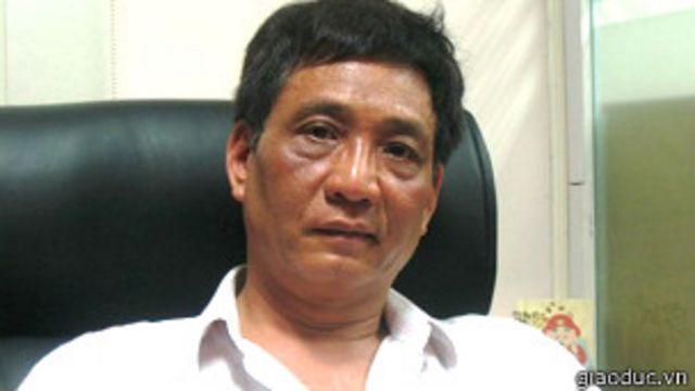 PGS. TS. Hoàng Ngoc Giao