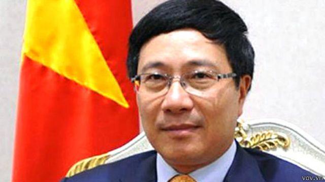 Ông Phạm Bình Minh