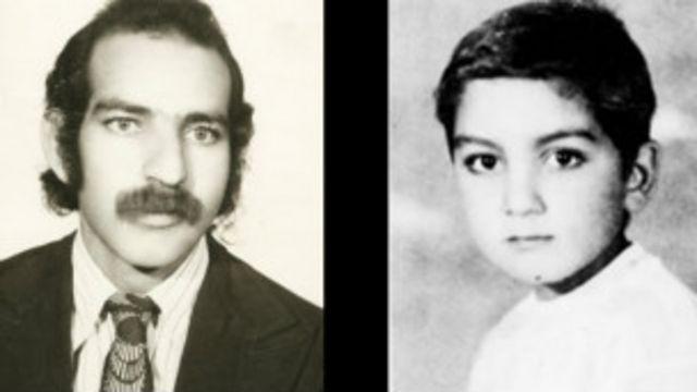 حمید و کارون حاجی زاده در تابستان هفتادوهفت در کرمان به قتل رسیدند