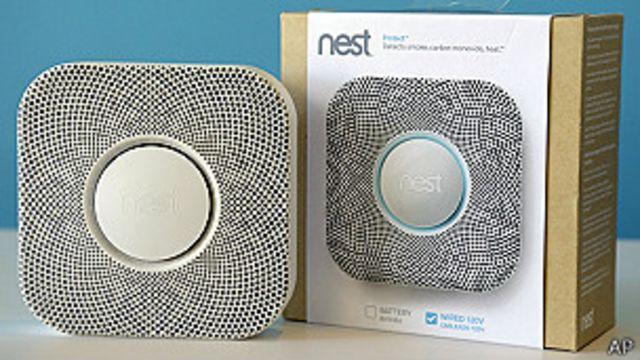 Termostato de Nest