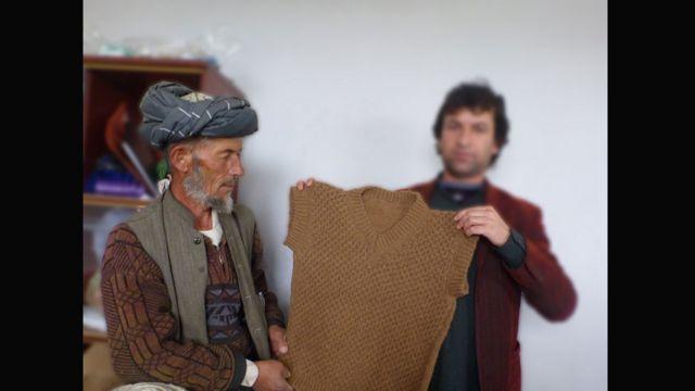 در داخل افغانستان هم افراد ثروتمند محصولات کشمیره را خریداری میکنند