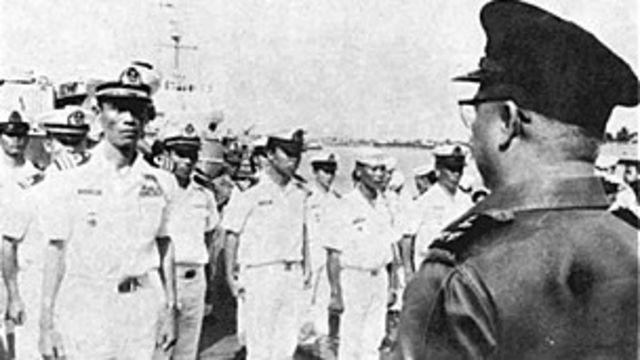 Hơn 70 quân nhân Việt Nam Cộng hòa đã tử trận trong trận chiến bảo vệ Hoàng Sa 40 năm trước