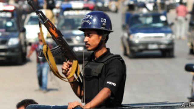 پولیس کا کہنا ہے کہ ملزم بڑے عرصے تک علاقے میں دہشت کی علامت تھا