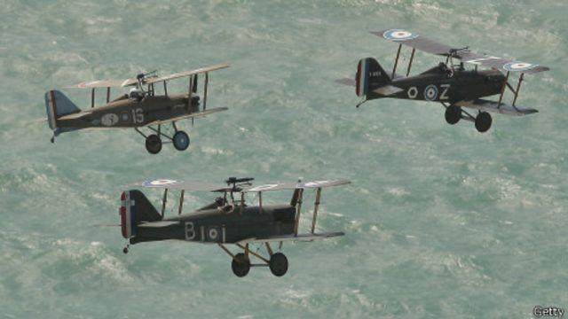 Аэропланы Первой мировой