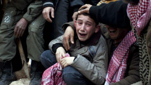 Conflcito en Siria