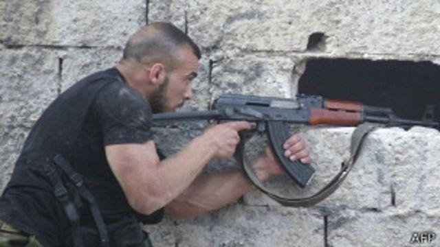 Rebelde sirio