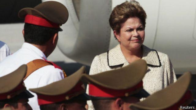 presidente Dilma Rousseff | Reuters