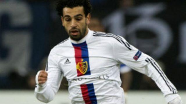 Mohammed Salah ya koma Chelsea daga FC Basel