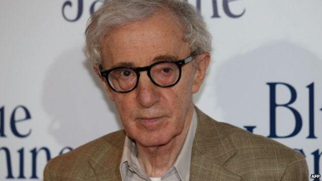 Woody Allen   Foto: AFP
